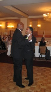 Kareem and DeWayne's Loews Madison Hotel DC wedding - DJ D-Mac & Associates