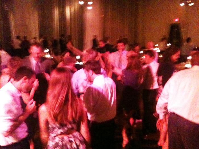 The dance floor jump'n