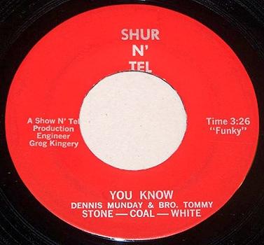 """""""Stone Coal White"""""""