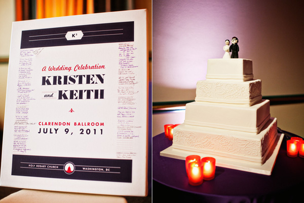 Simplesong's design and Kendall's cake