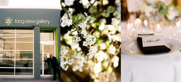 Sarah and Mark's Wedding at LongView Gallery - Abby Jiu Photography