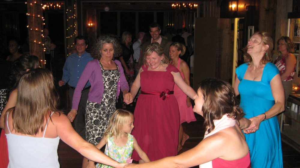 Jessica and Aaron's ThorpeWood Wedding - DJ D-Mac & Associates