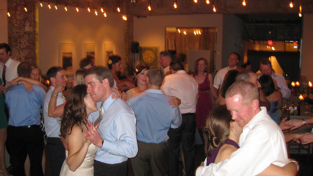 Kristin and John's LongView Gallery Wedding - DJ D-Mac & Associates