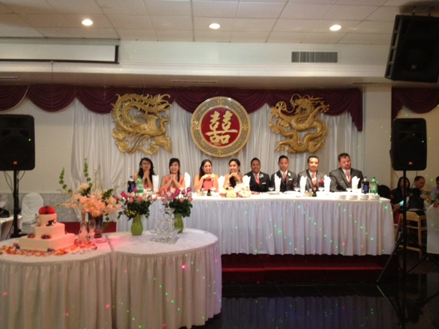 Neville C : Chhaya and Trang's wedding reception at Fortune in Seven