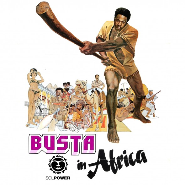 The Sol Power All-Stars present: Busta In Africa