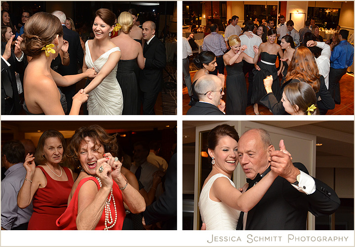 Marta and Todd's Four Seasons DC wedding (courtesy of Jessica Schmitt photography)