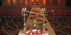 Nicole and Chris' Hindu-Christian wedding - The Hindu ceremony - DJ D-Mac & Associates