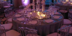 Nicole and Chris' Hindu-Christian wedding - Stunning decor - DJ D-Mac & Associates