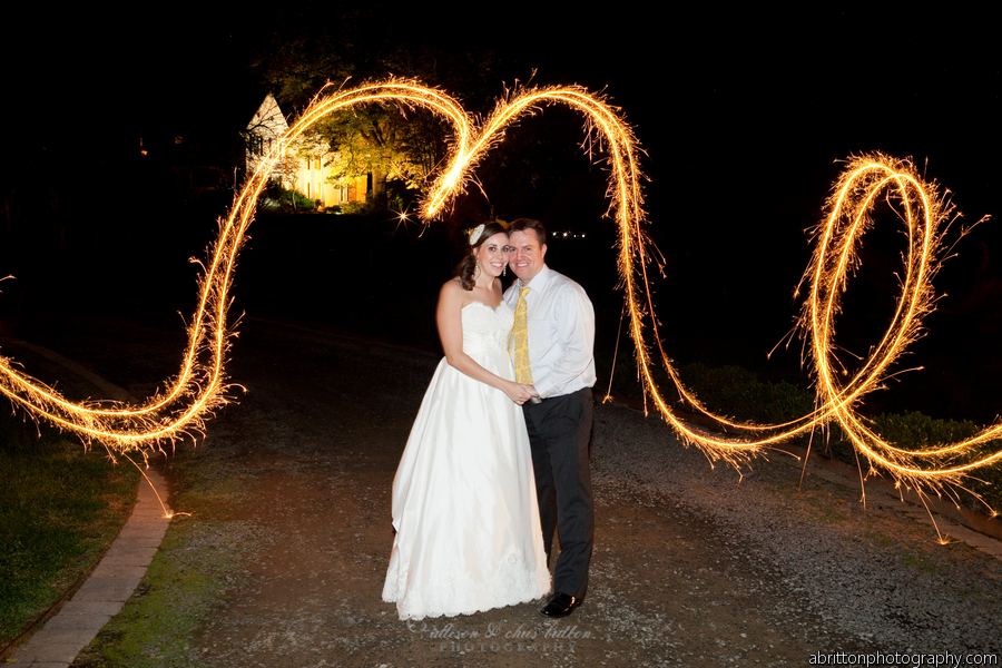 Danielle And John's Black Horse Inn Wedding