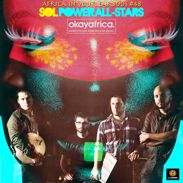 Sol Power - Africa In Your Earbuds