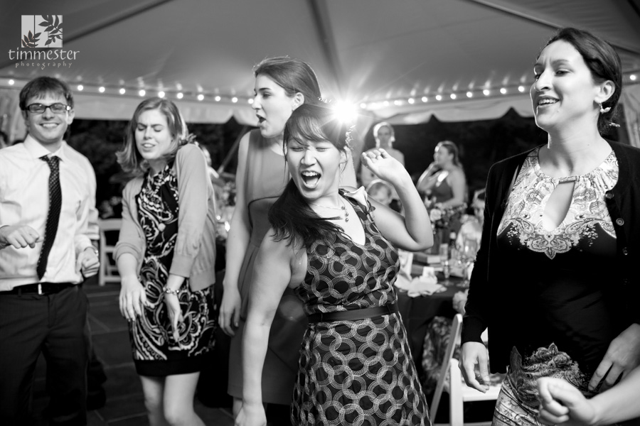 Erin & Alex's wedding at Strong Mansion (Timmester Photography)