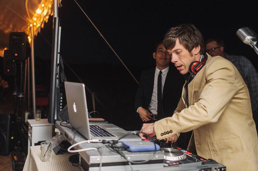 Chris and Rod's Crider Farm Wedding - DJ D-Mac & Associates