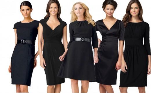Style Tip Little Black Dresses Winter Edition Dj D Mac Associates