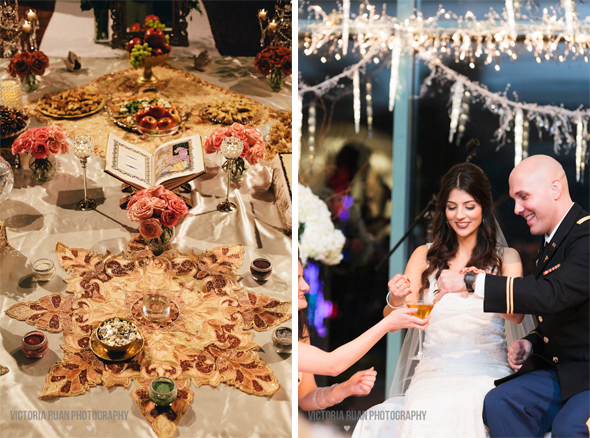 Sara & Jimmy's Meadowlark Botanical Gardens Wedding (Victoria Ruan Photography)