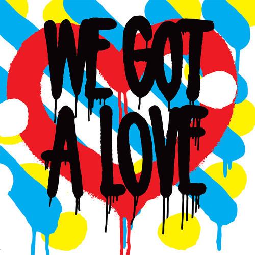 Shit Robot - We Got A Love