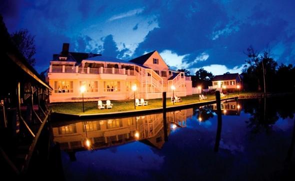waterfront wedding venues dj d mac associates
