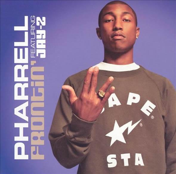 Pharrell Frontin