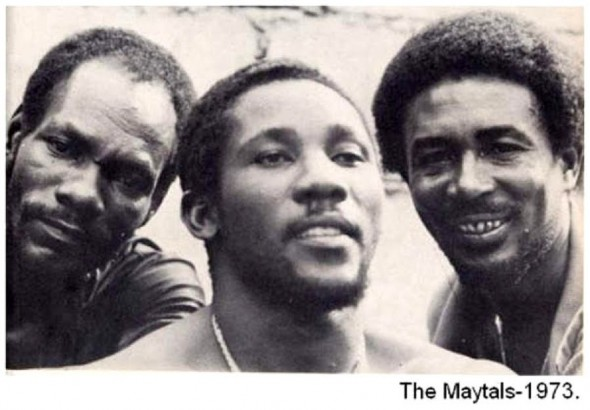 The Maytals 1973