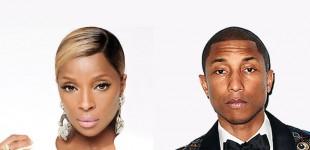 Mary and Pharrell