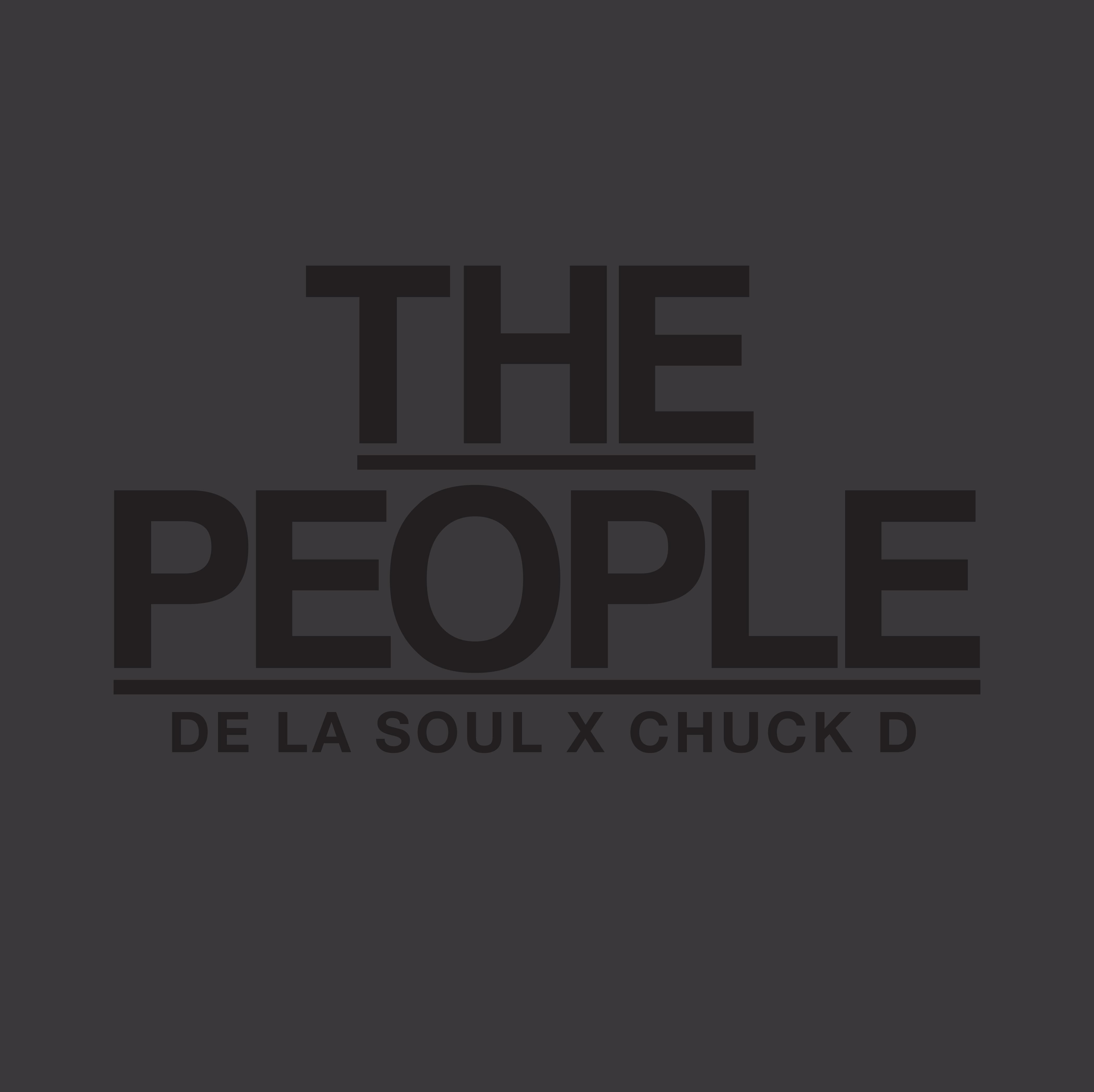 ThePeople_ChuckD_Album