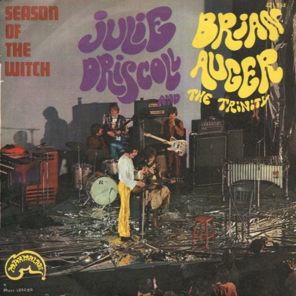 Julie Driscoll Brian Auger & the Trinity - Season of the Witch