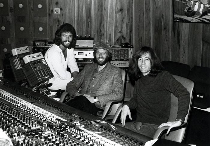 Bee Gees in da Studio Yo