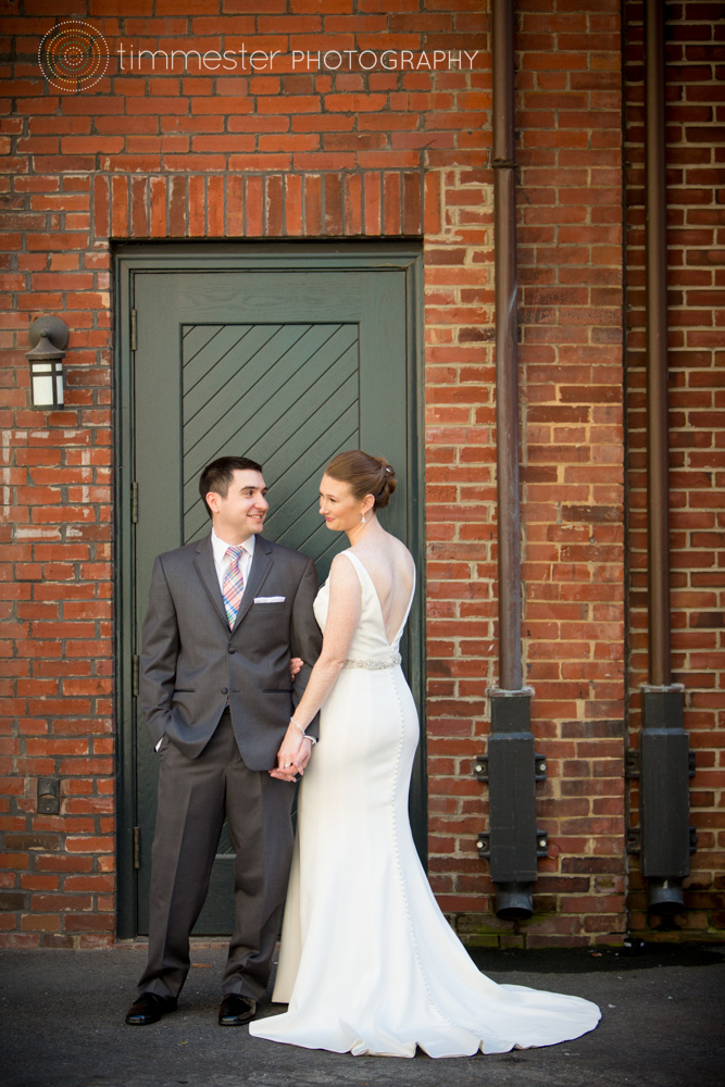Natalie & Morgan's Autumn Wedding at Whittemore House