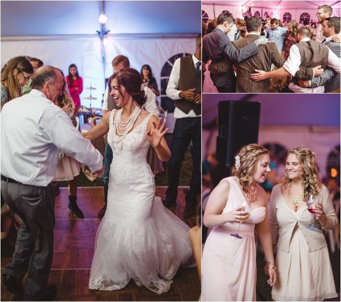Jenny and Zac's Rustic Southern Maryland Wedding - Tara Peddicord Photography