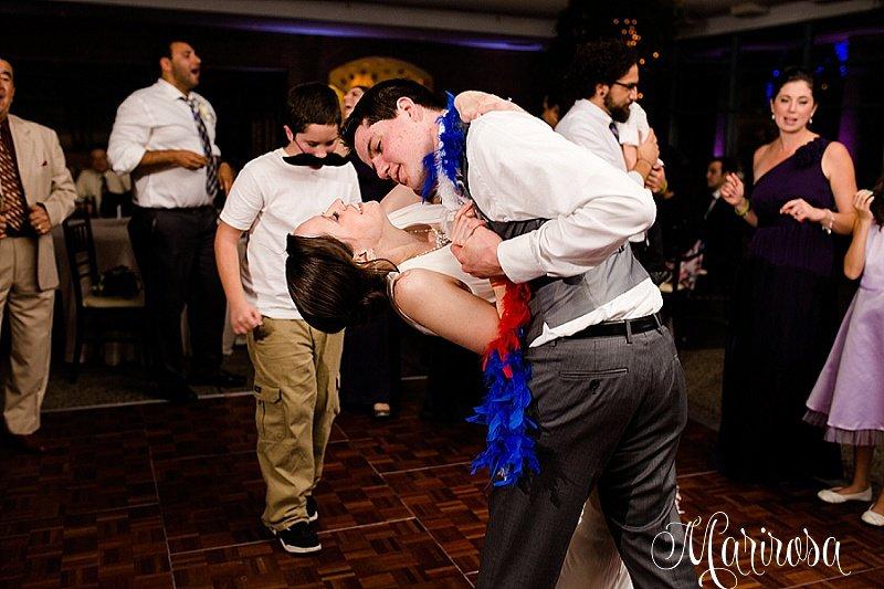 Melissa & Pablo's Fall Wedding at Meadowlark Botanical Gardens - DJ D-Mac & Associates