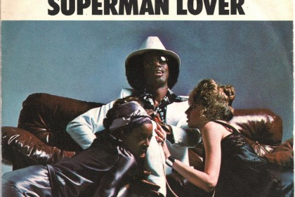 Song of the Day Johnny Guitar Watson Superman Lover