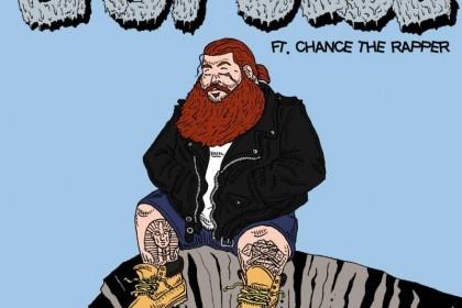"Action Bronson ft. Chance The Rapper - ""Baby Blue"""