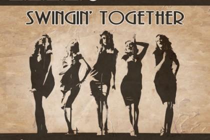 """Elle and the Pocket Belles """"Swingin' Together"""""""