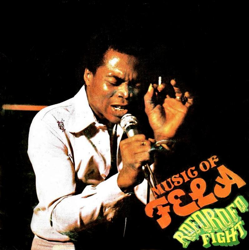 Song of the Day: Fela Kuti Roforofo Fight