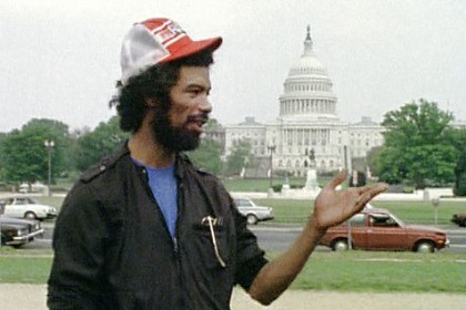 Gil Scott-Heron in DC