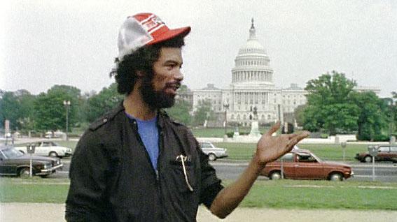 Gil Scott-Heron in DC