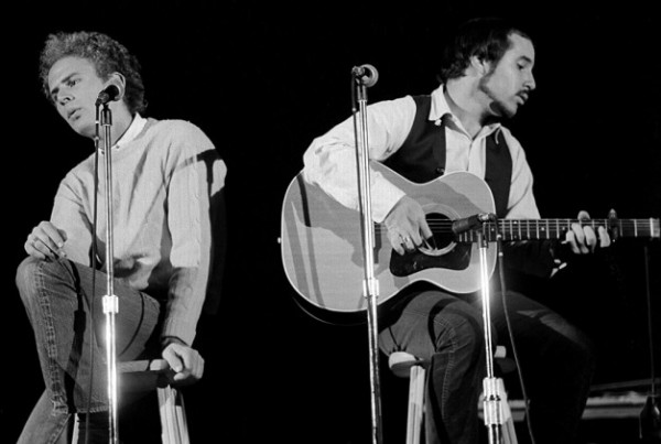 Song of the Day: Simon and Garfunkel The Only Living Boy in New York