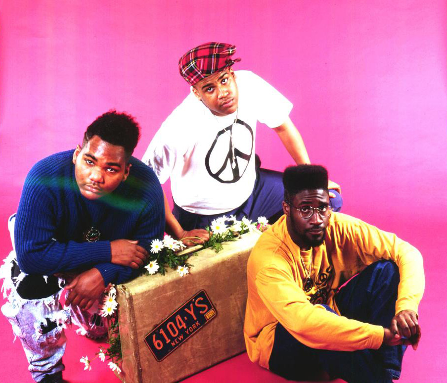 Song of the Day: De La Soul - Me Myself & Doug [Dr Packer's Knee Deep Mix]