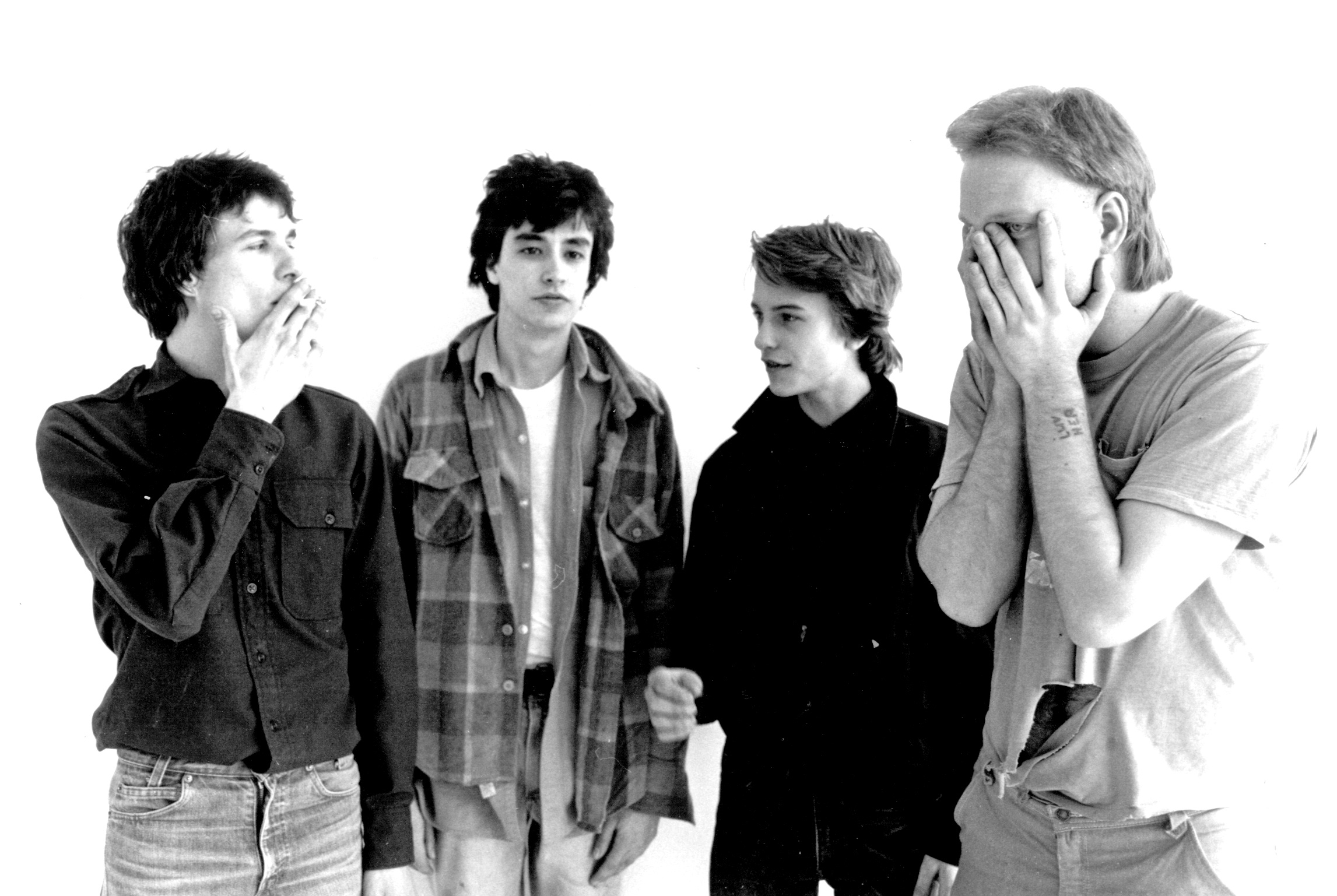 Song of the Day: The Replacements - Take Me Down to the Hospital