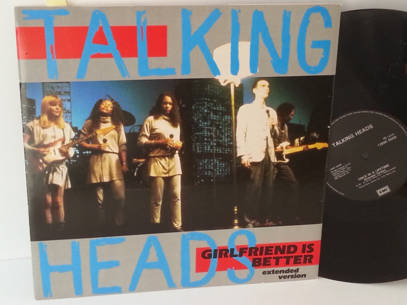 Talking Heads - Girlfriend is Better