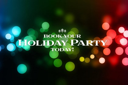 Holiday Event DJ & Lighting Services