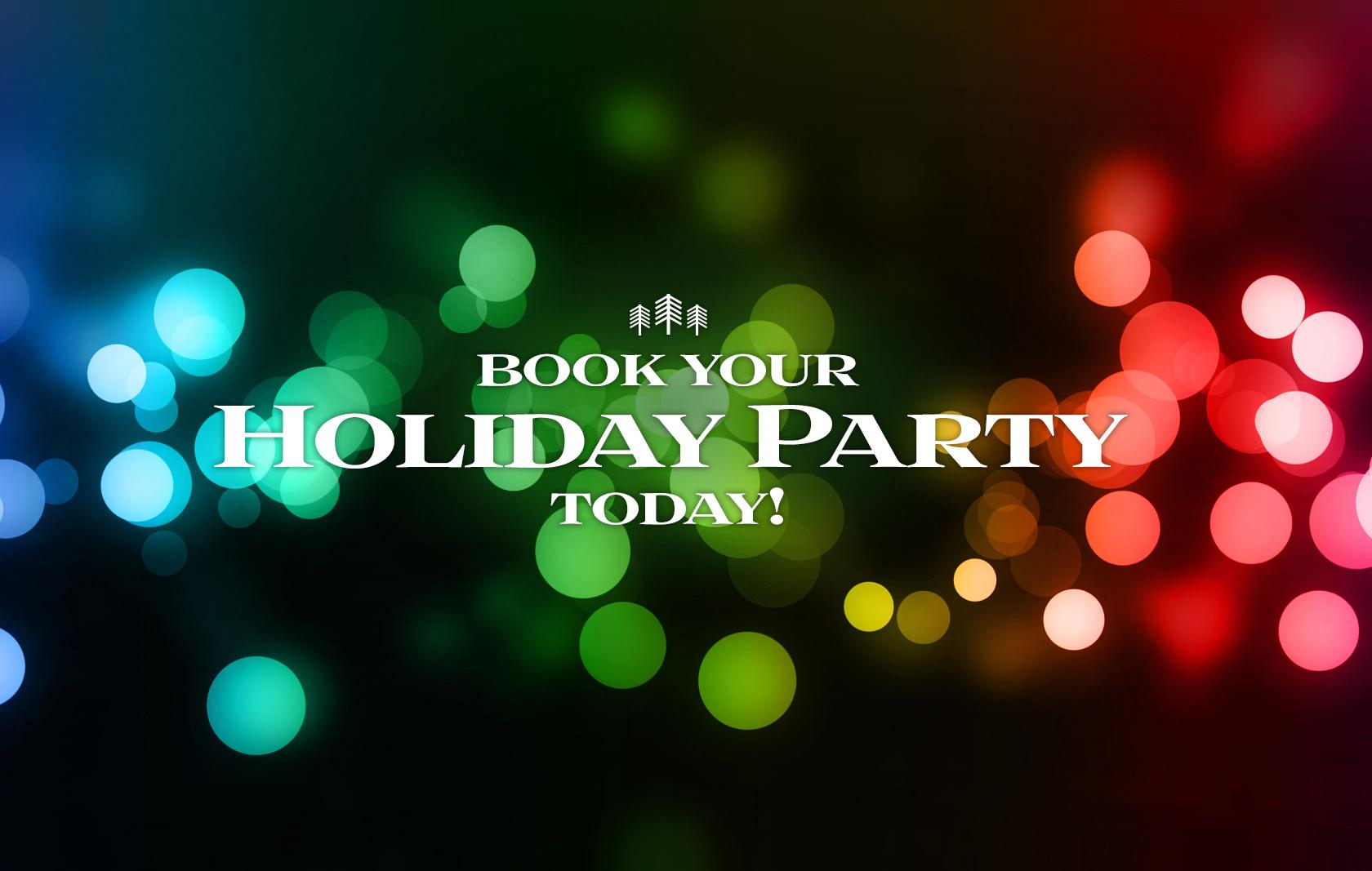 Holiday Event DJ & Lighting Services