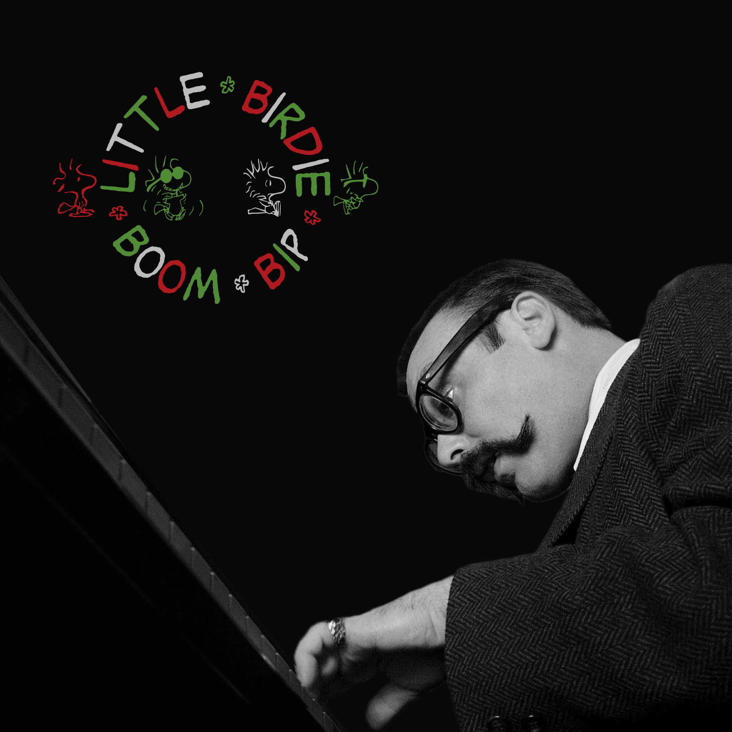 Vince Guaraldi Trio vs. A Tribe Called Quest - Little Birdie Boom Bip