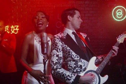 "Song of the Day: Mark Ronson ""I Can't Lose"" (feat. Keyone Starr)"