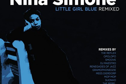 Nina Simone Little Girl Blue Remixed