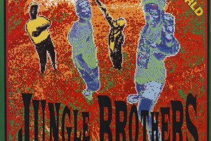 "Song Of The Day: Jungle Brothers ""Beyond This World"""