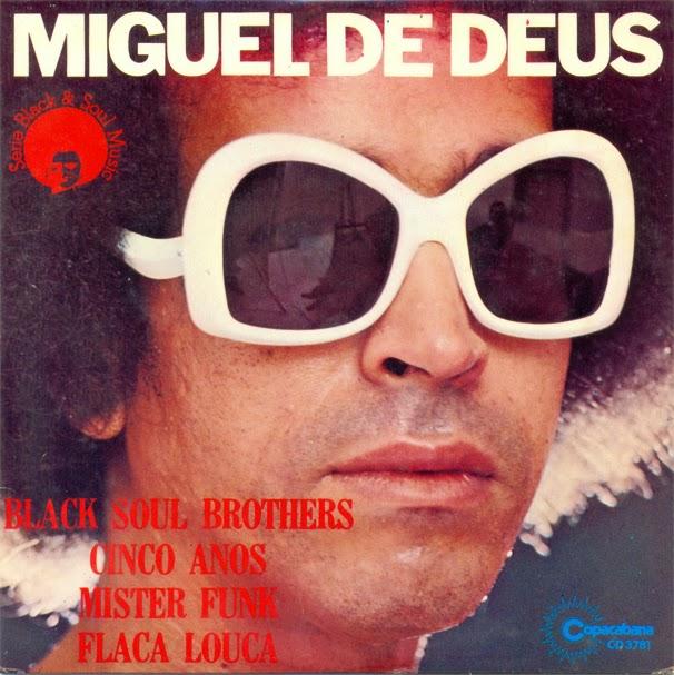 Miguel de Deus - Black Soul Brothers