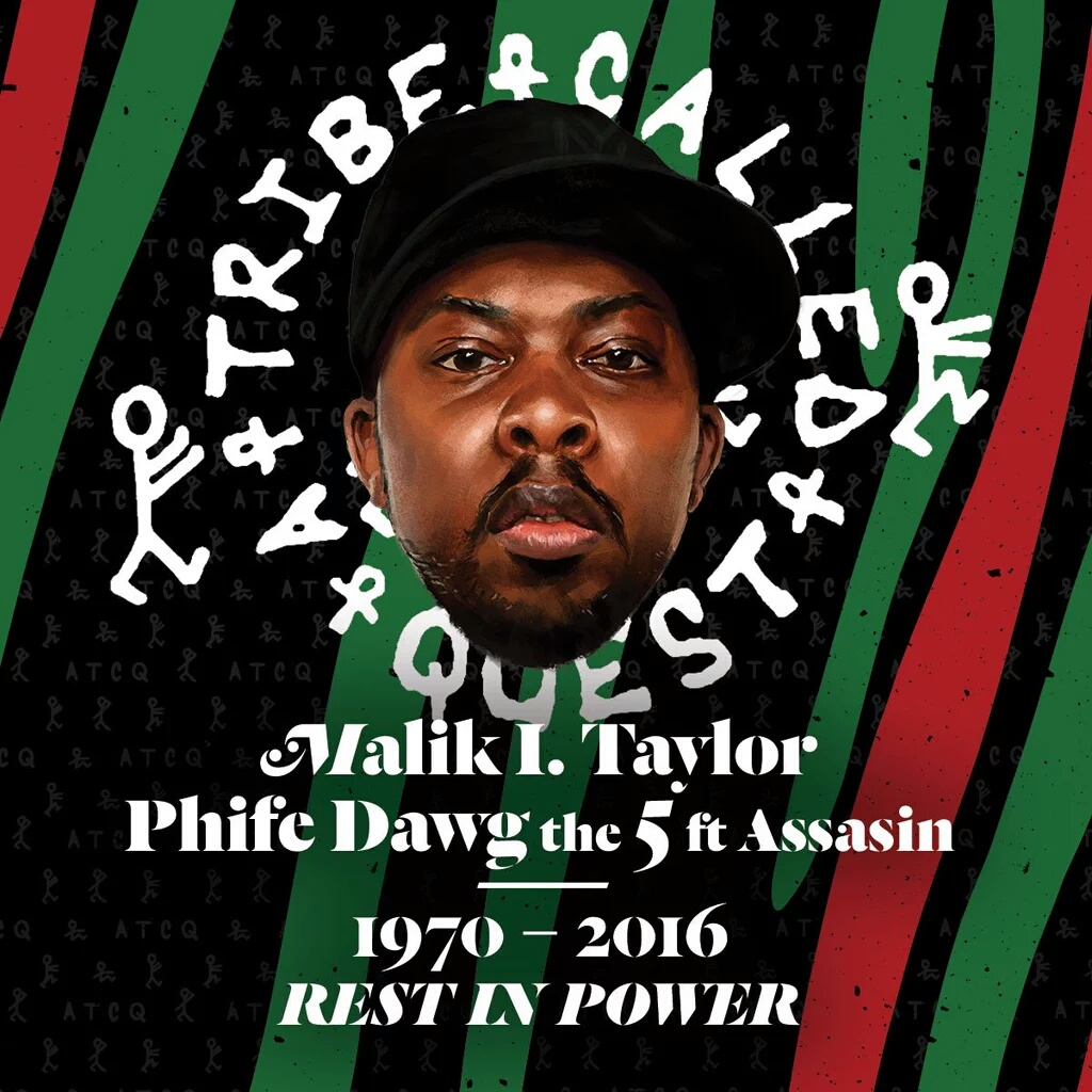 """Song of the Day: A Tribe Called Quest """"Butter (DJ Day RMX)"""""""