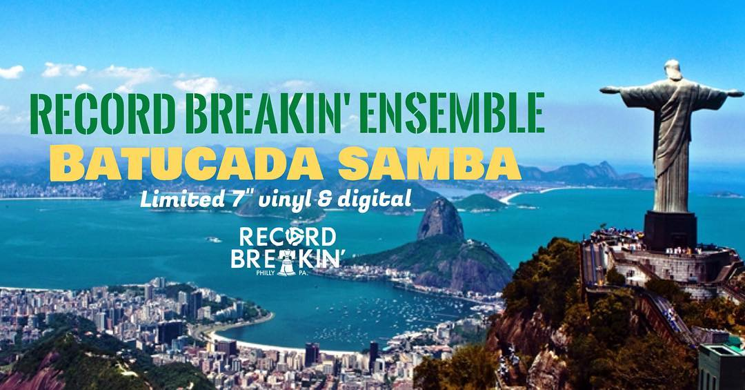 "Song of the Day: Record Breakin' Ensemble ""Pela feat. Elin (Sol Power All-Stars Remix)"""