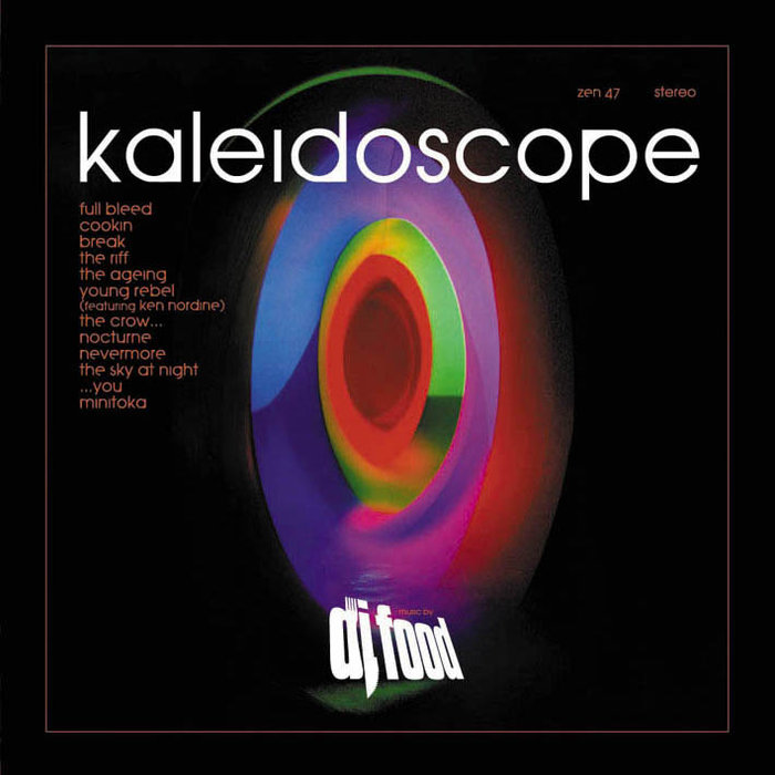 DJ Food Nocturne from Kaleidoscope