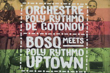 Orchestre Poly Rythmo De Cotonou - Djanfa Magni (Bosq's Afro Disco Mix)